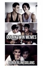 ¥Dolan twin memes 2¥ by borderlinedolans