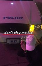 don't play me, kid. pjm + jjk by minpuffy