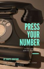 Press Your Number  by SilverSapphirePearl