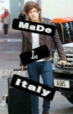 Made In ITALY ( Harry styles fan fiction ) by yomnamahmod