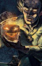 A lenda de Jack o lanterna by M12rib