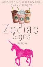 Zodiac Signs by SatveerKhokhar