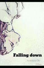 Falling down by LoveDylan56