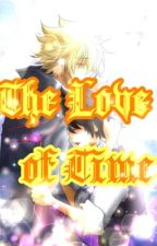 The Love of Time  by Visually_Dreamer