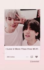 I Love U More Than Free Wi-Fi by llaventel
