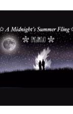 A Midnight's Summer Fling by emojimojo