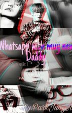Whatsapp with my new daddy chanbaek/baekyeol by ParkJungIt