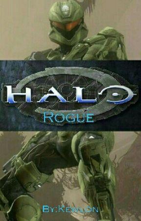 Halo Rogue  by Kewlon
