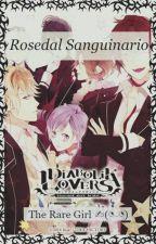 Rosedal Sanguinario [Diabolik Lovers Fanfiction] by -TheRareGirl