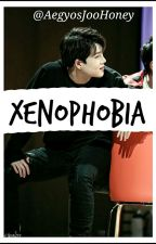 Xenophobia.- Tú y JooHeon (Monsta X). by AegyosJooHoney