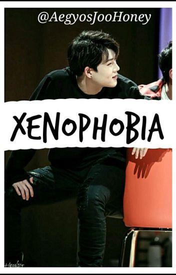 Xenophobia.- Tú y JooHeon.