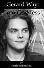 Gerard Way: Emo Goddess by JustSomeEmoKid