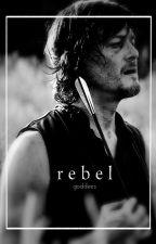 Rebel    Daryl Dixon by Goddees