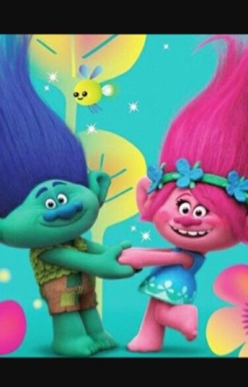Valentrolls Day Poppy X Branch Oneshots The Animation Girl Wattpad