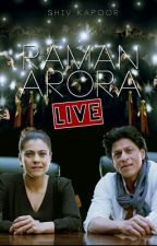 Raman Arora Live! #MissionDesi by shivkapoor