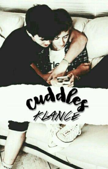 Cuddles   klance [SMUT]