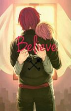 Believe / Hunhan by crayzblack