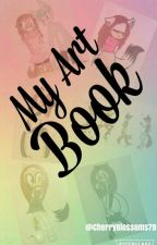 My Art Book by CherryBlossoms79