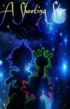 A Shooting Star  by Tinybrat10