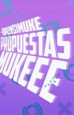 Propuestas Muke by -brundimuke