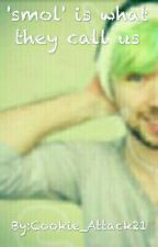'smol' is What They Call us JACKSEPTICEYE X READER (SEQUEL TO NEIGHBORS) by caliexe