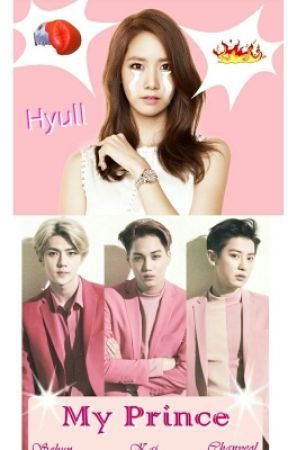 My Prince (COMPLETE) by Hyull_Fanfiction