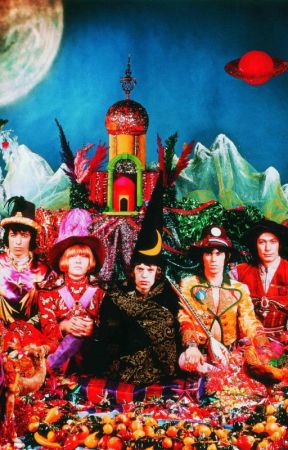 Their Satanic Majesties - The Rolling Stones by Anhe-donia