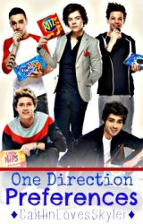 One Direction Preferences by CaitlinNicoleee