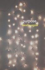 purpose | jjk  by taexhyungxie