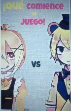 ¡Que Comience El Juego! || Goldica by Briuky