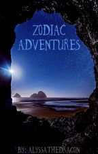 Zodiac Adventures by AlyssaTheDragon
