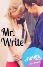 Mr. Write by joymoment