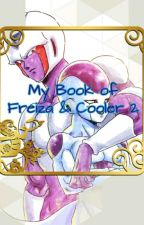My Freiza & Cooler Pic Book part 2 by Purpleice26