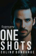 One Shots→Colin O'Donoghue← by -Queen0fDean-