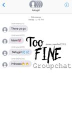 too fine // Ogoc groupchat by sam_mendes1712