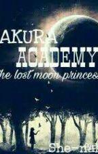 Sakura Academy The Lost Moon Princess by Chihaya_sakura