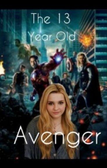 The Thirteen Year Old Avenger | Book 1 |