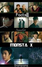Datos Curiosos II Monsta X by SanmanGirl
