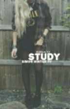 study // simon minter ff by wutlucyy