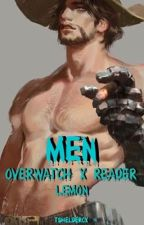 Men (Overwatch x Female Reader Lemons) by thelderscx