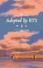 Adopted By BTS ( SLOW UPDATES )  by WonJiyun