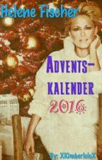 Helene Fischer-Adventskalender 2016 by XKimberloloX