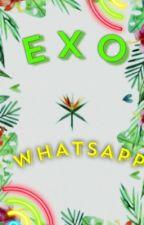 Exo WhatsApp ❤️ by DianaWG99