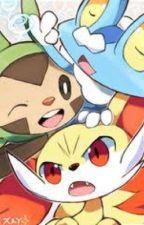 E A Nova Jornada COMEÇA!!! X3 - Pokemon X&Y!! by -Vulpixel-