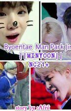 Byeontae Men Park Jimin ( minyoon ) by jimin_yoongi8895