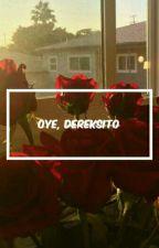 Oye,Dereksito! (Sterek) by SterekMalecForever