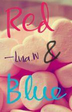 Red & Blue (Skepper & Wisparri) by sirichadaw23