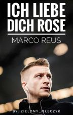 Ich liebe dich Rose /M.R by Alfa013