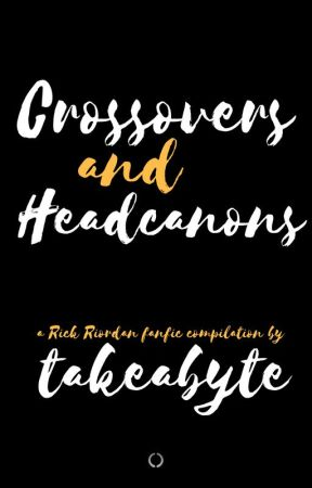 Crossovers and Headcanons - Magnus Chase Meets Percy Jackson