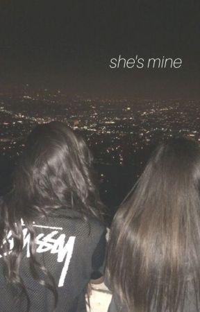 She's Mine • Camren by lernjergiies